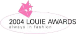 2004 Louie Awards logo