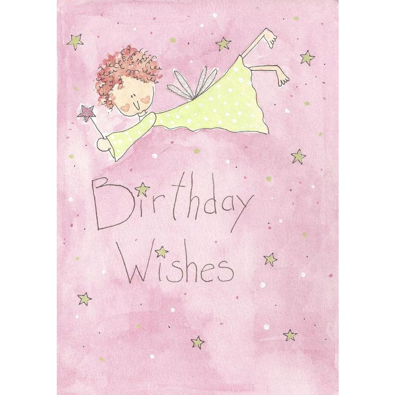 Pretty Birthday Card Set Set Of 6 Mary Ann Johnson