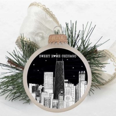 Chicago ornament