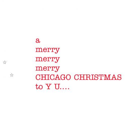 ho ho ho from chicago card inside right